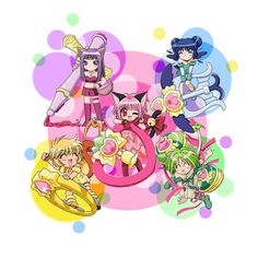 Mew Mew Weapons by on DeviantArt Anime Films, Anime Characters, Tokyo Mew Mew Ichigo, Mermaid Melody, Book Show, Anime Shows, Digimon, Magical Girl, Cuddling