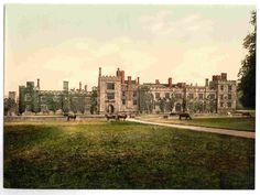 new to site Tunbridge Wells, Penshurst Castle, England