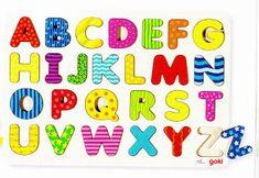 MOLDES DE LETRAS PARA IMPRIMIR COLORIDOS - Alfabetos Lindos