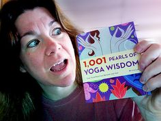 """I'm just getting into learning about Yoga. This is a """"baby steps"""" type of book for me. I like the bits of information in here. It's small doses for someone just wanting to read something interesting about Yoga. This is actually a """"pearls of wisdom"""" b Yoga is commonly known as a generic term for a physical, mental, and spiritual discipline originating in ancient India  http://whatisyogaarticles.blogspot.com"""