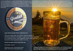 Giuelith Breweries GmbH - Executive Summary Giuelith Breweries GmbH is a medium-scale brewery that is located in the growing industrial center of Frankfurt, G