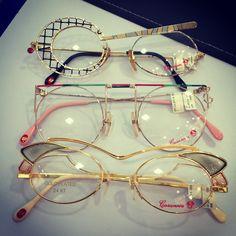 Vintage Ultra Rare Casanova Sunglasses Eyeglasses Handmade in Italy Deadstock