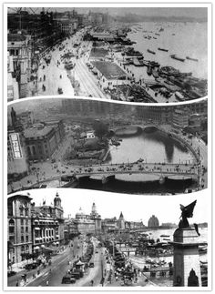 Shanghai during the 1920s and 1930s. With 3 million inhabitants already one of the world's largest cities and the Middle Kingdom's center of the new art forms of cinema, animation and popular music. This time also gave rise to what would become one of the city's major sights: the Bund Shanghai.