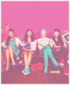 Little Mix , Pretty , Cinema , Popcorn