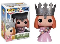 Funko Pop - Wizard Of Oz - Glenda The Good Witch - coming in August 2013 -  #WizardOfOz #FunkoPop #Glenda #Witch