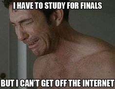 Basically sums up my uni life.