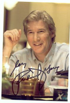 Picture of Richard Gere
