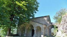#Triora chiesa di S. Bernardino #VisitRiviera