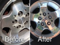 DIY Restore of Corroded Aluminum Alloy Wheels - my Plant Doctor