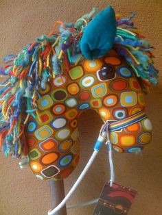 How To Make A Hobby Horse - A Complete Tutorial E-book Instruction Guide With…