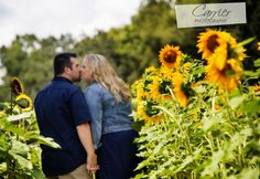 Florida Engagement Session  Carrierphotography@gmail.com / www.carrier-photography.com