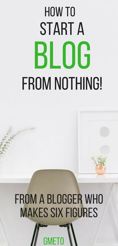 How to start a successful blog from nothing. How to start a blog. How to create a blog. How to start a mom blog. #startablog #momblog #momlife #SAHM #blogging