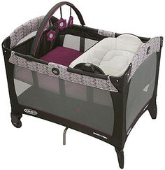 Graco Pack 'n Play Play Yard with Reversible Napper & Changer - Nyssa