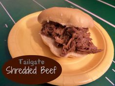 Shredded Beef Tailgate Recipe #MyPicknSave #shop #cbias