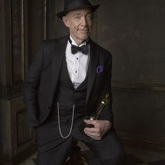 See Mark Seliger's Instagram Portraits from the 2015 Oscar Party