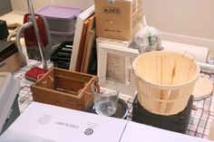 Tips to help let go of clutter.