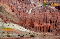 Atacama - valle del arcoiris