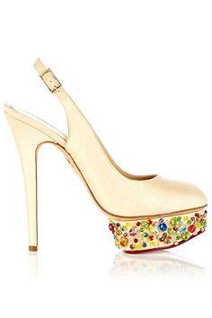 Charlotte Olympia  - Shoes - 2014 Spring-Summer #charlotteolympiaheelswalks