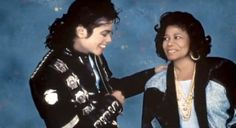 michael jackson and his mother | Best photo of MJ with his mother???