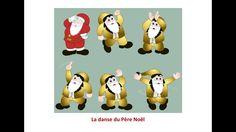 La danse du Père Noël Eléa Zalé  chanson Noël 2017