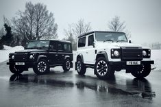 Built to celebrate the anniversary of Britain's iconic off-roader, the Works is everything a Land Rover Defender shouldn't be. Landrover Defender, Defender 90, Jaguar Land Rover, Churchill, New Car Quotes, New Jaguar, Shock And Awe, Sport Seats, Transfer Case