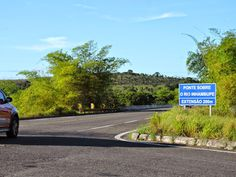 highway ba-099, coast north, brasil, bahia, beach.