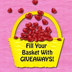 Fill Your Basket With Giveaways! | Paulette's Papers
