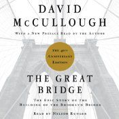 This monumental book tells the enthralling story of one of the greatest accomplishments in our nation's history, the building of what was then the longest suspension bridge in the world. The Brooklyn Bridge rose out of the expansive era following the Civil War, when Americans believed all things were possible.