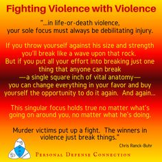 fighting violence violence violence is a tool it can be  repost weekend info you have missed fighting violence violence if you