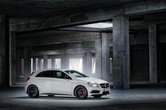 Mercedes-Benz A-Klasse, A 45 AMG, Exterieur