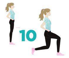 Vain seitsemän minuuttia riittää! Tämä pikajumppa korvaa tunnin puurtamisen | Me Naiset Hiit, Health Fitness, Fitness, Health And Fitness