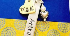 Just Pinned to UniquelyImprint: Just Pinned to Pinterest Mini-Mall Viral Board: Family Necklace Hand Stamped Rectangular Tag Necklace Personalized Tag Necklace Childrens Names Necklace http://ift.tt/2md818F http://ift.tt/2mSS7NK