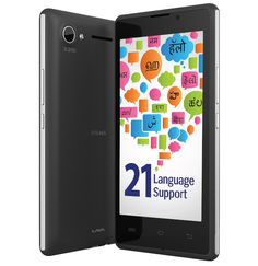 #Lava #Iris 465 Comforts with 21 Indian #Language Support at Rs. 4,499