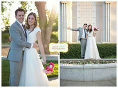Sacramento LDS Wedding