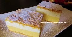Czech Recipes, Russian Recipes, Amazing Cakes, Sweet Tooth, Cheesecake, Food Porn, Dessert Recipes, Food And Drink, Cooking Recipes