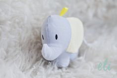 eli elephant toy pastelove wnętrza: SKLEP
