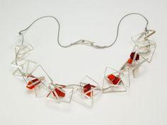 """CONTEXT Galeria - Oscar Abba - collar/collar/necklace """"Crystals"""""""