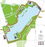 Download plattegrond Rondje Sloterplas