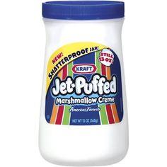 Jet-Puffed: Marshmallow Creme, 13 oz