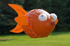 Make your own pinata...yes!