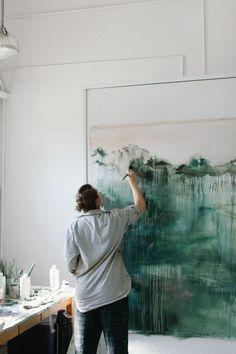Artist Emma Fineman