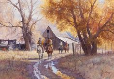 Western et cowboys