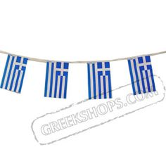 Greek Flag Banner Greece Flag, Flag Banners, Ancient Greece, Tapestry, Paper, Diy Ideas, Crafts, Faith, Accessories