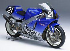 YZF750(0WB7)(1990年/レースマシン)