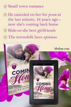 Looking for a small town romance with low angst and characters you'll fall in love with? #WildlifeRidge #RomanceBooks #SmallTownRomance #ContemporaryRomance Romance Authors, Romance Books, Coming Home, Back Home, Small Towns, Book 1, Comebacks, Falling In Love, Investing