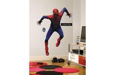 Adesivo Homem-Aranha 4 Gigante Removível - Roommates - CasaTema