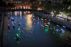 Fish begin to launch by WaterFire Providence @Amaris Mesa Providence #lovewaterfire