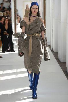 Défilé Maison Margiela Artisanal Haute couture automne-hiver 2017-2018 3