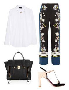 Pantalones http://www.marie-claire.es/moda/tendencias/fotos/10-maneras-de-llevar-flores-esta-temporada/pantalones-working-girl-pri