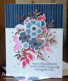 Laura's Works of Heart: EVERYTHING IS ROSY PRODUCT MEDLEY!